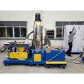 Peletizador de extrusión subacuático para materiales de alta viscosidad