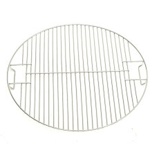 Stainless BBQ Wire Mesh Net Charcoal Barbecue Grill