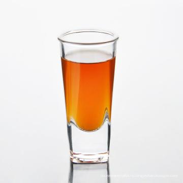 50мл толстым дном виски стекло