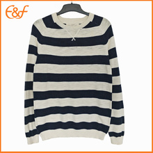 Mens Stripe Stylish Holiday Sweaters