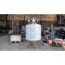 Бак для пастеризации партии молока нержавеющей стали 50L 100L 200L / оборудование машины пастеризации для продажи