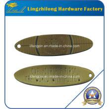 Diseño personalizado de joyería Diseño de bronce colgante