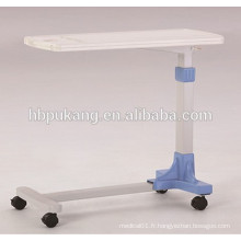 Table ABS Overbed mobile