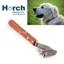 Dogs Cats pet Fixed Blade Brush Dematting Rake