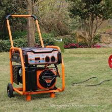 Générateur à essence portatif de 2kw-7kw pour l'usage à la maison (CE)