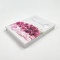 Caja de embalaje magnética de regalo de conjunto de joyas personalizadas