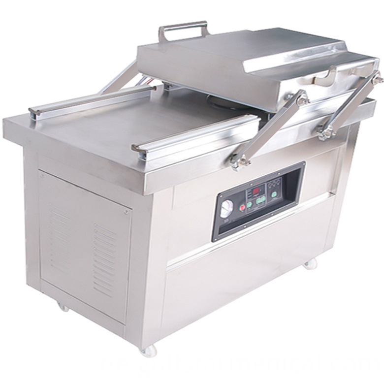New style protective suit sealing machine