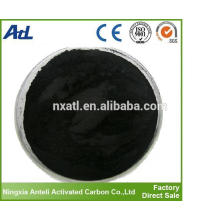 Phosphoric acid method wood based activated carbon for food additives