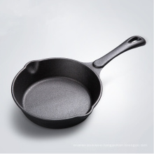 Amazon Hot Selling Cast Iron Skillet with Long Handle
