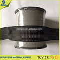 Double Sided Silver Reflective Yarn Thread For Weaving 2mmx1000m