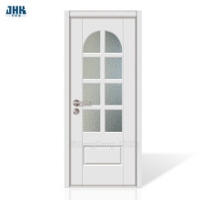 JHK Arch Top Glass Glass Door