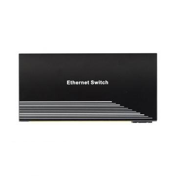 Smart 8 och 100M-portar POE Ethernet-switch