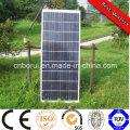 Taille 1702 * 945 * 45mm et panneau solaire industriel matériel de silicium monocristallin de rendement élevé