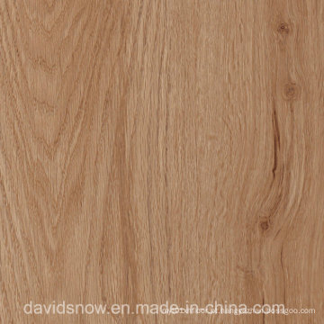 Som de pranchas de piso de vinil PVC de resistência diversos padrões disponíveis