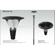 Top quality durable 3.5m tulip solar garden light led garden light