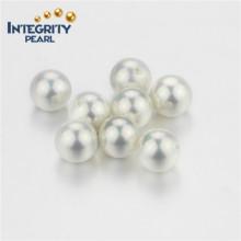 Perlas de perlas de concha de 14 mm de gran tamaño