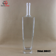Garrafas de Vidro Extral Flint 750ml para Licor Premium