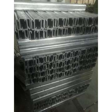 Punching C Type channel steel