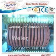 Máquina de bandas de borde de PVC de gran capacidad