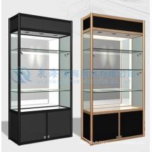 Magasin de meubles présentoir étagère en métal/bois affichage exposition