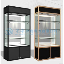 Furniture Store Display Shelf Metal/Wood Display Exhibition Stand