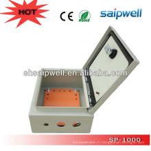Nouveau chaud IP65 étanche conception personnalisée NEMA acier inoxydable boîte de la boîte de la boîte en métal 600 * 600 * 250 haute qualité