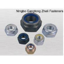 Écrou de verrouillage en nylon DIN985 pour l'industrie