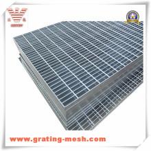 Caillebotis en acier galvanisé/ Caillebotis en métal SGS d'approbation