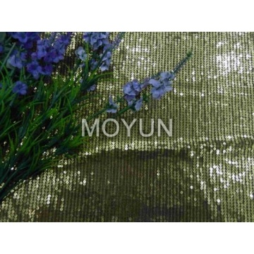 """POLY MESH WITH 3MM SEQUIN ALL OVER EMBD 50/52"""""""