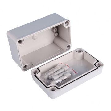 DIY стальной переключатель утилита небольшая металлическая коробка с инструментами DS-AG-0813