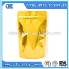 Noix de thé en papier d'aluminium Sachet en plastique Sachet de café avec valve