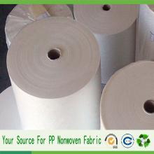 Rolo de tecido não tecido de polipropileno Spunbond Cover