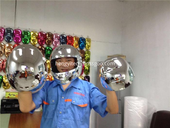 metalizing coating machine