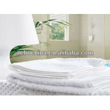 High quality different colors available deluxe wholesale 100% cotton home spa towels