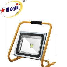 Luz de trabajo recargable de alta potencia de 20W LED con serie M