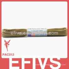 Durable 550 corda de nylon cabo de nylon 7 vertentes atacado paracord