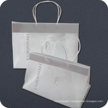 Customized Plastic Shopping Bag for Gifts or Luxuries