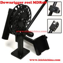 Máquina de alta calidad CNC Downrigger de pesca de aluminio