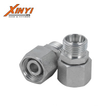 wholesales Metric Reducer Tube Adaptor with Swivel Nut