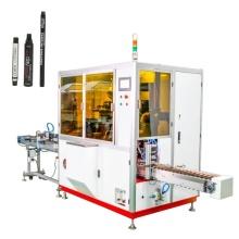 Automatische 2-Farben-Siebdruckmaschine für Augenbrauenstifte