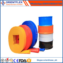 "Factory Wholesale 12"" PVC Layflat Discharge Hose"