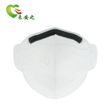 Top Quality Promotional White Earloop Disposable Foldable Face Mask