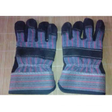 Hot Sale Professional Industrial Protective Working Leather Labor Safety Gloves