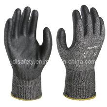 ANSI, вырезать 4 работы перчатку с ПУ, Макая (ND8098)