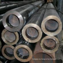 tubo de acero al carbono sin costura laminada en caliente de ASTM B 36.10 de pared grande