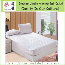 150GSM Polyester Hotel Mattress Protector with Elastic