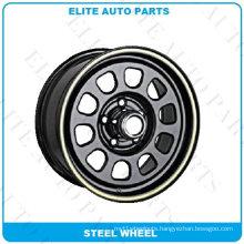 15X7 Steel Wheel for Car