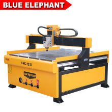 Factory Wood Door 1212 CNC Router Machinewith High Speed for Plexiglass Wood and Aluminum
