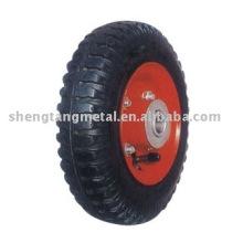 rueda de goma neumática PR0801