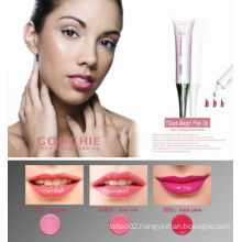 Permanent Makeup Cosmetics Lip Gloss 7days Magic Pink up (ZX-007)